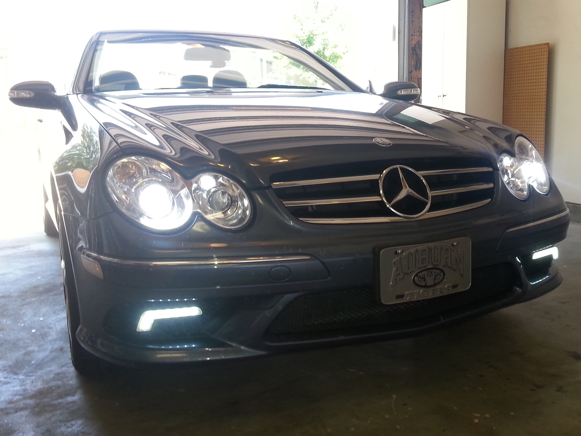 Quad xenons mercedes benz forum for Mercedes benz headlight problems